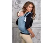 Эрго-рюкзак Diva Basico Luna