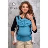 Эрго-рюкзак Diva Basico Lago
