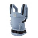 Слинг-рюкзак bellybutton by manduca WildCrosses blue