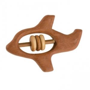Погремушка-грызунок Самолет