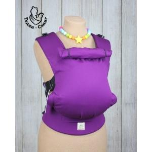 Purple  эргорюкзак Тедди слинг Комфорт с прямыми универсальными лямками
