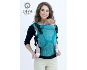Эрго-рюкзак Diva Essenza Smeraldo One!