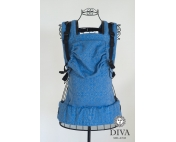 Эрго-рюкзак Diva Basico Zaffiro One!