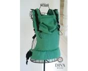 Эрго-рюкзак Diva Basico Aloe One!