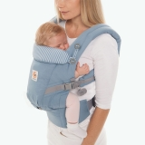 Adapt Ergo Baby Carrier - Azure Blue
