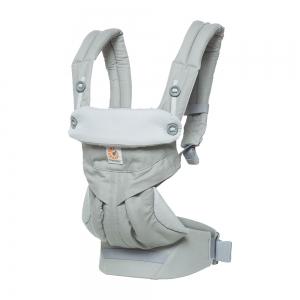 Ergo Baby Carrier 360 - Pearl Grey