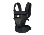 Adapt Ergo Baby Carrier Cool Air Mesh - Onyx Black