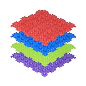 Модульный коврик Камешки Первый шаг (мягкий)