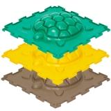 Модульный коврик Черепашка (жесткий)