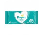 Салфетки влажные Pampers Sensitive Single 52шт