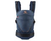 Слинг-рюкзак manduca XT denimblue-toffee (синий)