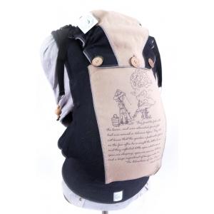 Рыболов-мечтатель  Эргономичный рюкзак Алое (ходунок)