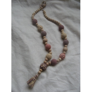 Слингобусы песочно-розовые