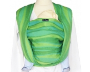 Слинг-шарф Didymos Jacquard Waves Lime