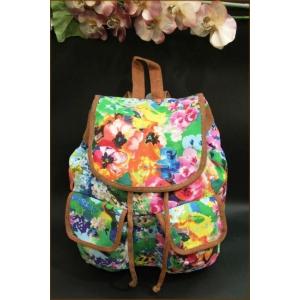 Сумка-рюкзак Маки
