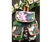 Сумка-рюкзак Листья