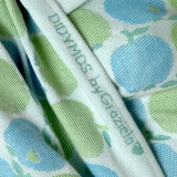 Слинг-шарф Didymos Jacquard Apples Green