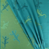 Слинг-шарф Didymos Jacquard Geckos Emerald
