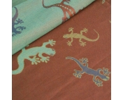 Слинг-шарф Didymos Jacquard Geckos Macchia