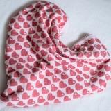 Слинг-шарф Didymos Jacquard Hearts